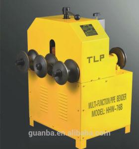 Hongli HHW-76B rodante eléctrico máquina dobladora de tubos de acero para la venta