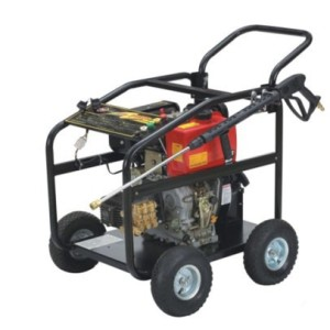 248bar SML3600D diesel high pressure washer con 3600psi