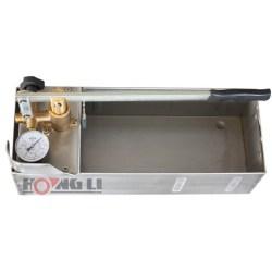 Hsy30-5s haute pression hydraulique pompe / pompe de test manuel