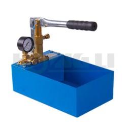 Hsy25 25bar eau manuelle pompe de test de pression / pompe d'essai