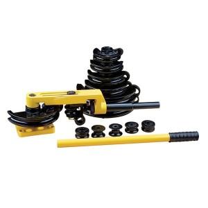 HHW-25S manual compacto mini herramientas doblador de la pipa