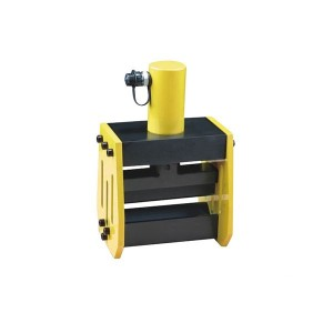 Dobladora de barras de cobre herramientas HL-150W hidraulica