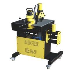 HL-150H 200 h hidraulica máquina de perforación de la hoja de metal de acero inoxidable