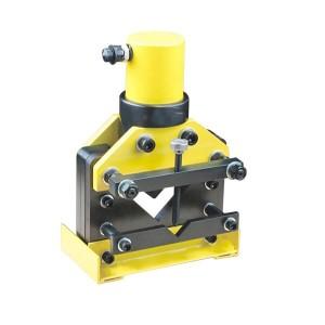 Cortadores de acero ángulo de hidraulica HLJG-60/100