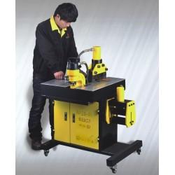 Hl-150h 200 H hydraulique cuivre barres de coupe poinçonnage machine à cintrer