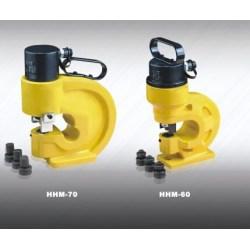 Гидравлический медная шина гибочный станок HHM-60 HHM-70 HHM-80