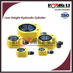 Faible- hauteur vérin hydraulique/petit vérin hydraulique avec le prix bon marché, le ce a approuvé