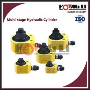 Uso industrial hysraulic hl-d mini pistón del cilindro