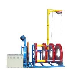 Máquina de soldadura por fusión a tope de tuberías de plástico hongli (800mm-1200mm)