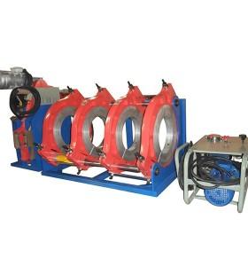 Hongli ppr/pvc máquina de soldadura de tuberías de plástico (280mm-450mm)