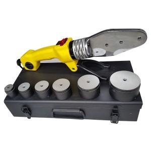 HL63-RB ppr tubos de pe de plástico soldador 20 a 63mm con ce