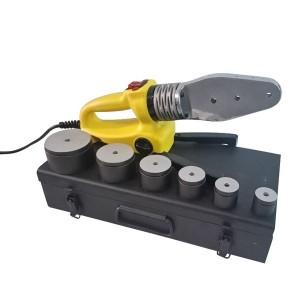 HL63-RA ppr tubos de pe de plástico soldador 20 a 63mm con ce