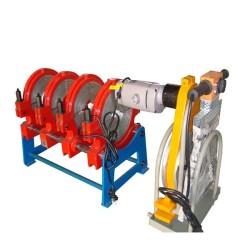 Hongli manuel tuyau en plastique Machine de soudage ( 90 mm - 250 mm )