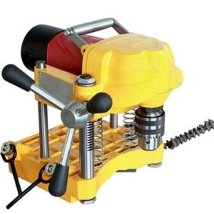 Hongli orificio de la tubería de acero de corte de la máquina/máquina de perforación de acero