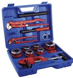 HLD-62PT trinquete enhebrador tubería kit 1/4