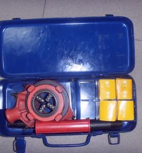 HLD-112 trinquete enhebrador de tubería/roscadora kit 1/2