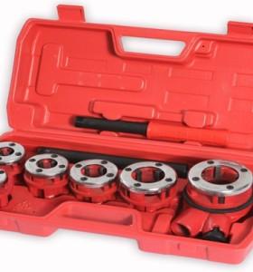 HLD-62R manual trinquete enhebrador de tubería de 1/4