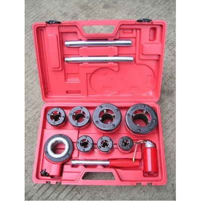 Hlg-x Ratchet Pipe Threading Kit 1/4