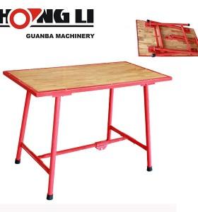 Hongli h403 fabrica precio banco de trabajo de trabajo de madera para la venta