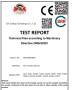Informe de prueba para máquinas roscadoras de tuberías