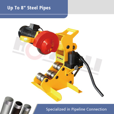 QG8C No Spark Hydraulic Power Pipe Cutter for Max 8