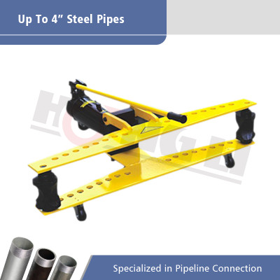 HHW Series  Hydraulic Manual Pipe Benders with Wheels