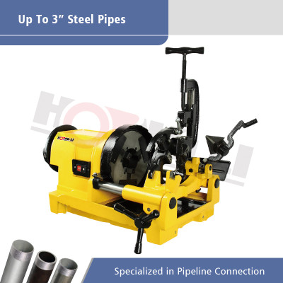 SQ80C1 ​​Compact Pipe Threading Machine