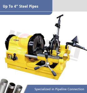 Máquina para roscar tubos SQ100D1 1/2