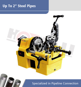 SQ50 Pipe Threading Machine