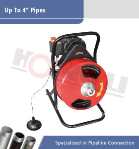D300F Drum Type Drain Cleaning Machine
