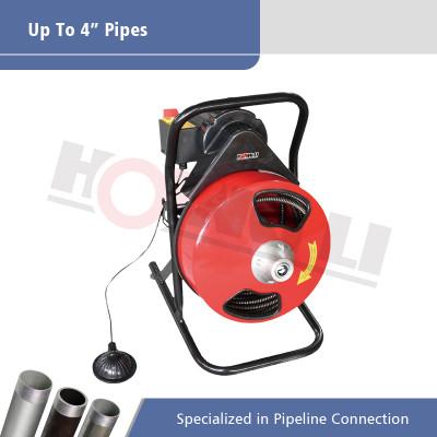 D300F Drum Tipe Drain Cleaning Machine