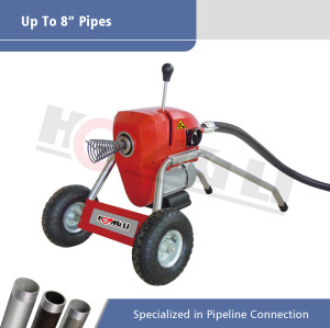 D200-1 Electric Sectional Drain Cleaning Machine