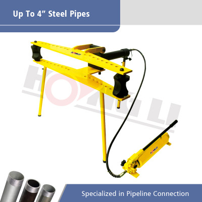 HHW-F Series Separable Hydraulic Pipe Bender