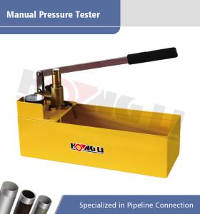 Bomba de prueba de presión manual HSY30-5