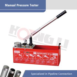 RP50 Pompa Uji Tekanan Manual
