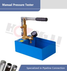 HSY60 Bomba manual para prueba de presión
