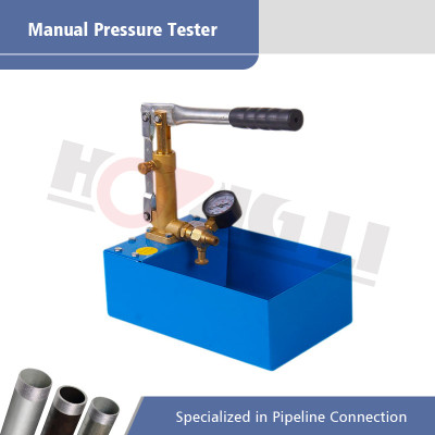 HSY60 Hand Pump untuk Pengujian Tekanan