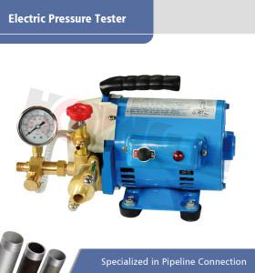 Bomba de prueba de presión eléctrica DSY60 / 60A