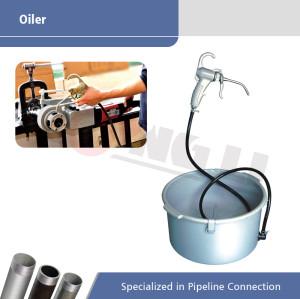 Oiler for Pipe Threaders