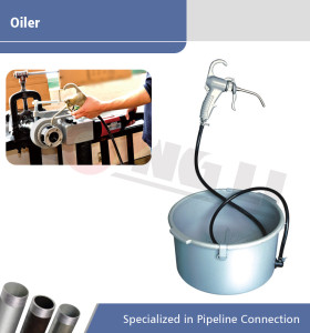 Oiler untuk Threaders Pipa