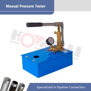 High Pressure Manual Testing Pump