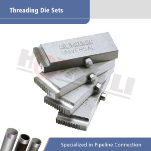 Threading Dies for Steel Pipe Threading Machine Dies