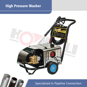 Portable High Pressure Washer of 1500psi /100bar HL-1022M