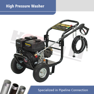 HL-2200GB Gasoline High Pressure Washer
