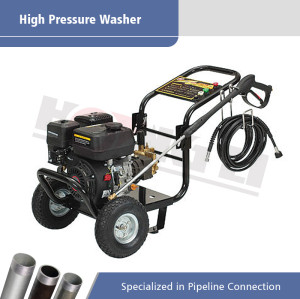 HL-2800GB Gasoline High Pressure Washer