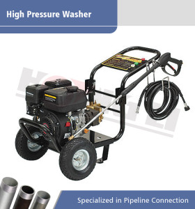 HL-2800GB Gasolina Lavadora de alta presión