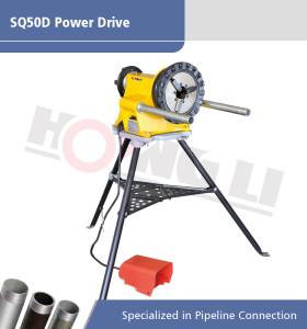 Unidad de potencia SQ50D para roscado y ranurado