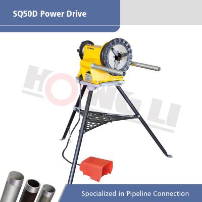 SQ50D Power Drive untuk Threading dan Grooving