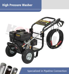 HL-2800GB-2000 Gasolina Lavadora de alta presión