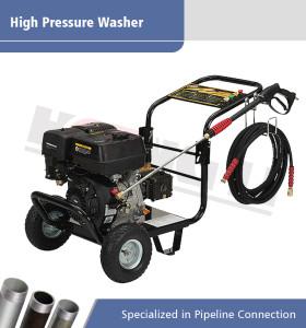 HL-4000GB Gasolina Lavadora de alta presión
